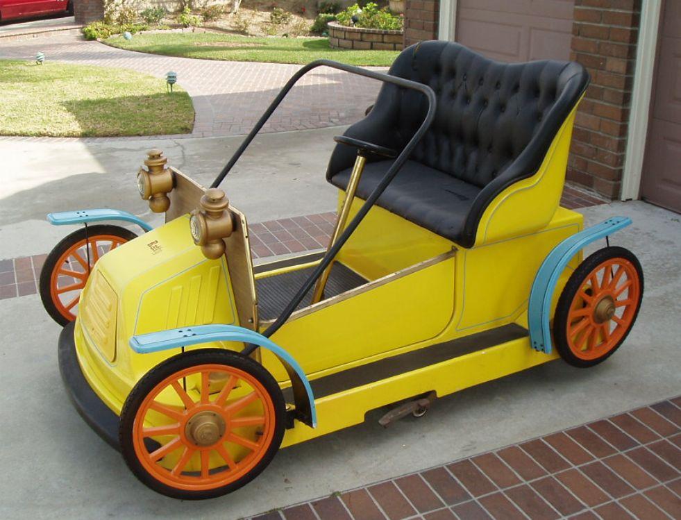 Disney Theme Park Ride Vehicles